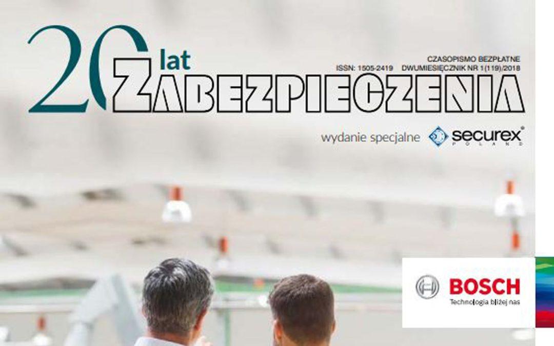 RCS Engineering in the journal ZABEZPIECZENIA