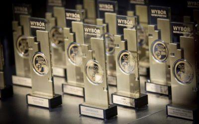 Gala wręczenia nagród Złoty Medal Wybór Konsumentów MTP