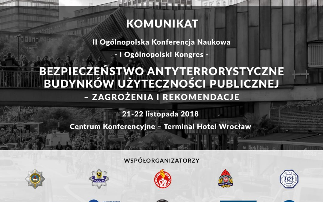 Antiterrorist security of public buildings