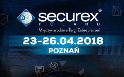 Dziękujemy za odwiedzenie Nas podczas targów SECUREX