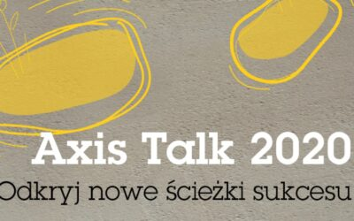 Konferencja AXIS Talk 2020