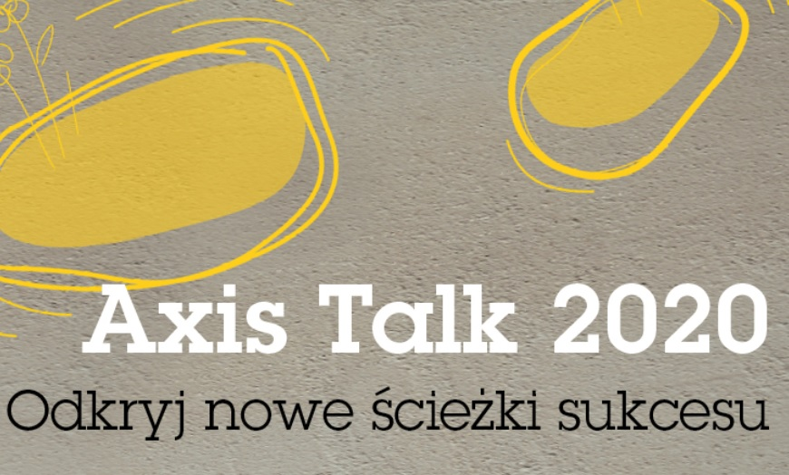 AXIS Talk 2020 conference