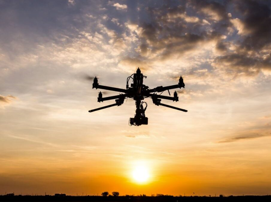 Partnership with Dronehub