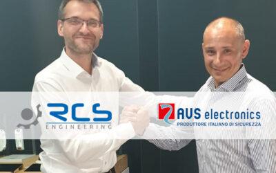 Partnership with AVS Electronics